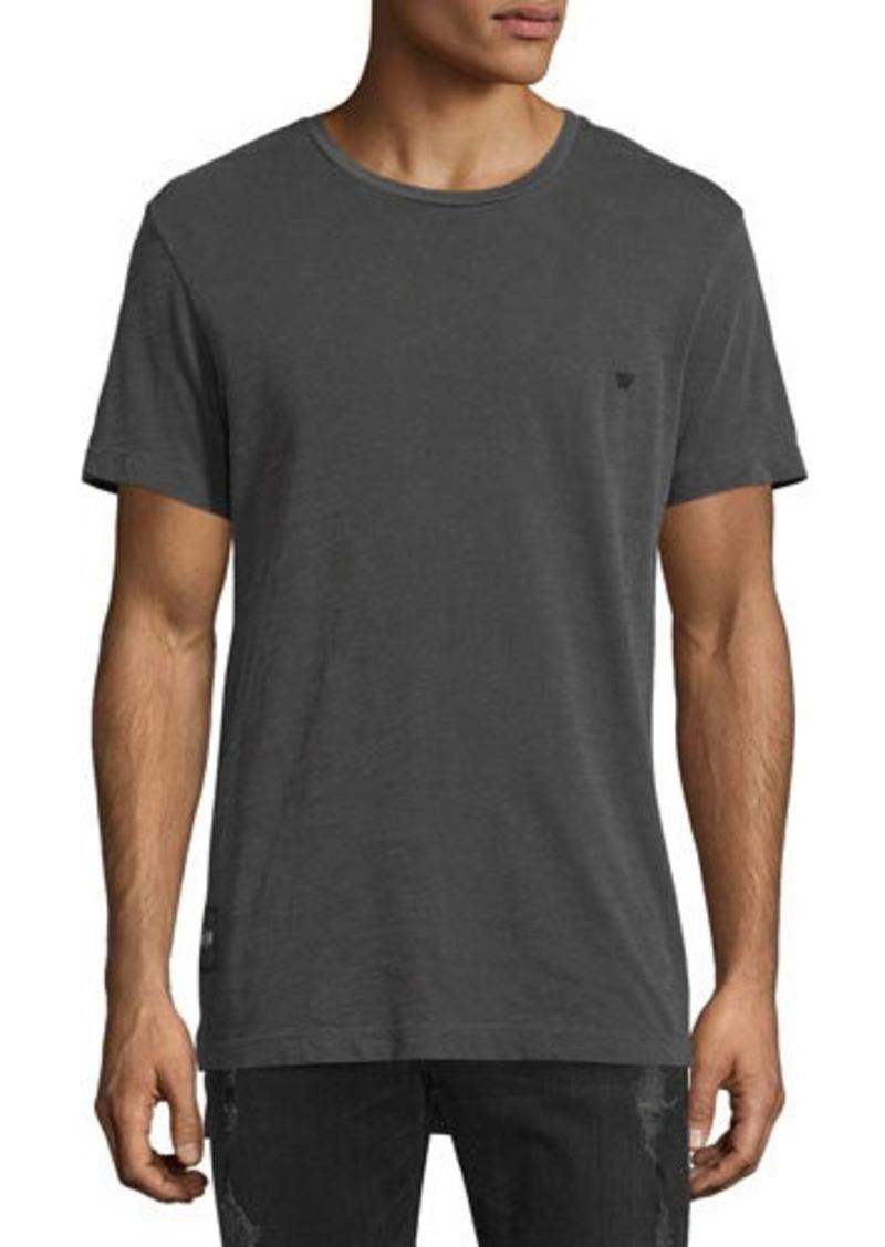 True Religion Russell Westbrook Collection Elongated Short-Sleeve Slub T-Shirt