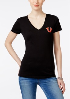 True Religion Short-Sleeve Logo T-Shirt