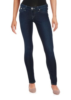 True Religion Skinny Ankle-Length Jeans
