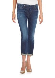 True Religion Skinny Boyfriend Jeans