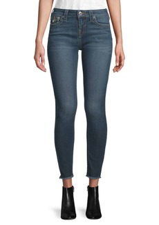 True Religion Skinny Cropped Jeans