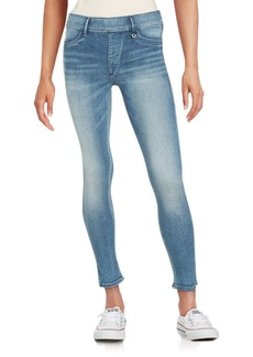 True Religion Skinny Faded Jeans