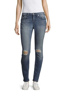 True Religion Skinny-Fit Distressed Jeans
