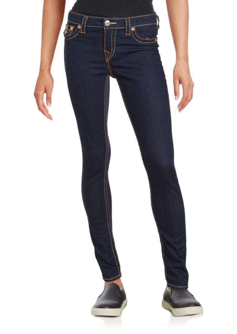 dad35495a1589 True Religion Skinny-Fit Legging Jeans | Denim