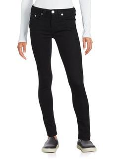 True Religion Skinny Five-Pocket Jeans