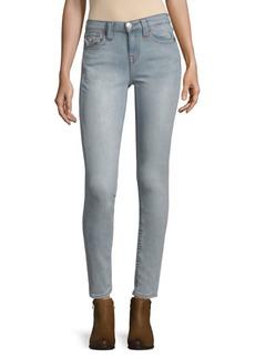 True Religion Skinny Flap Jeans
