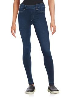 True Religion Skinny Straight-Leg Jeans