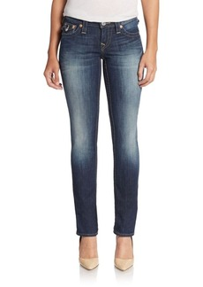 True Religion Slim Straight-Leg Jeans
