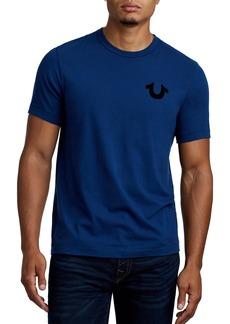 True Religion Brand Jeans Staple Stitch Buddha T-Shirt