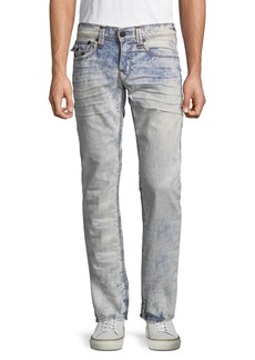 True Religion Mega T Straight-Fit Jeans