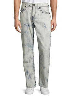 True Religion Straight-Fit Five-Pocket Jeans