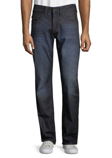 True Religion Straight-Fit Big T Jeans