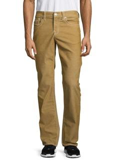 True Religion Big T Straight-Leg Jeans