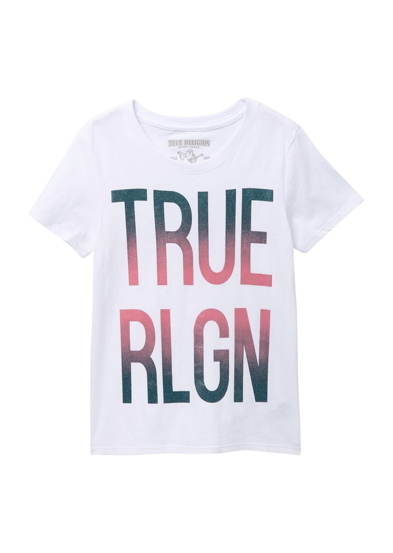 True Religion T-Shirt (Big Girls)