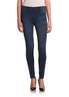 True Religion The Runway Denim Leggings