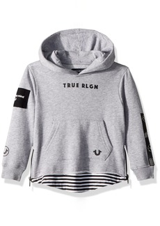 True Religion Toddler Boys' French Terry Hoodie