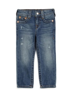 True Religion Toddler's & Little Boy's Geno Relaxed Slim Jeans