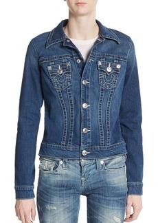 True Religion Trucker Denim Jacket
