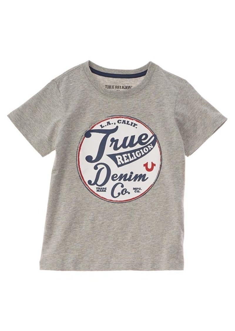 True Religion True Religion Boys' Grey Bottle ...