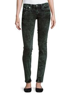 True Religion Vibrant Skinny Jeans