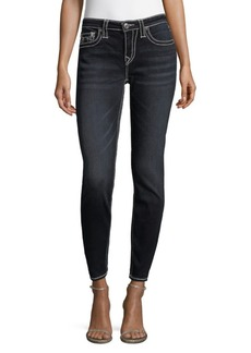 True Religion Washed Skinny Jeans