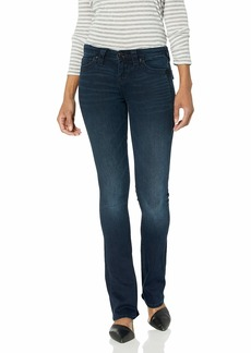 True Religion Women's Becca Mid Rise Boot Cut Jean