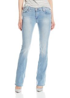 True Religion Women's Becca Mid Rise Bootcut Jeans