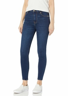True Religion Women's CAIA High Rise Skinny fit Jean