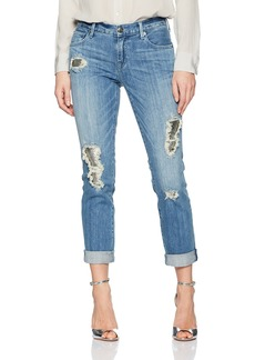 True Religion Women's Cameron Boyfriend Fit Jean