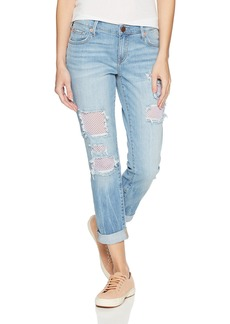 True Religion Women's Cameron Boyfriend Jean