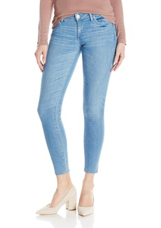 True Religion Women's Casey Low Rise Super Skinny Jean with Flap