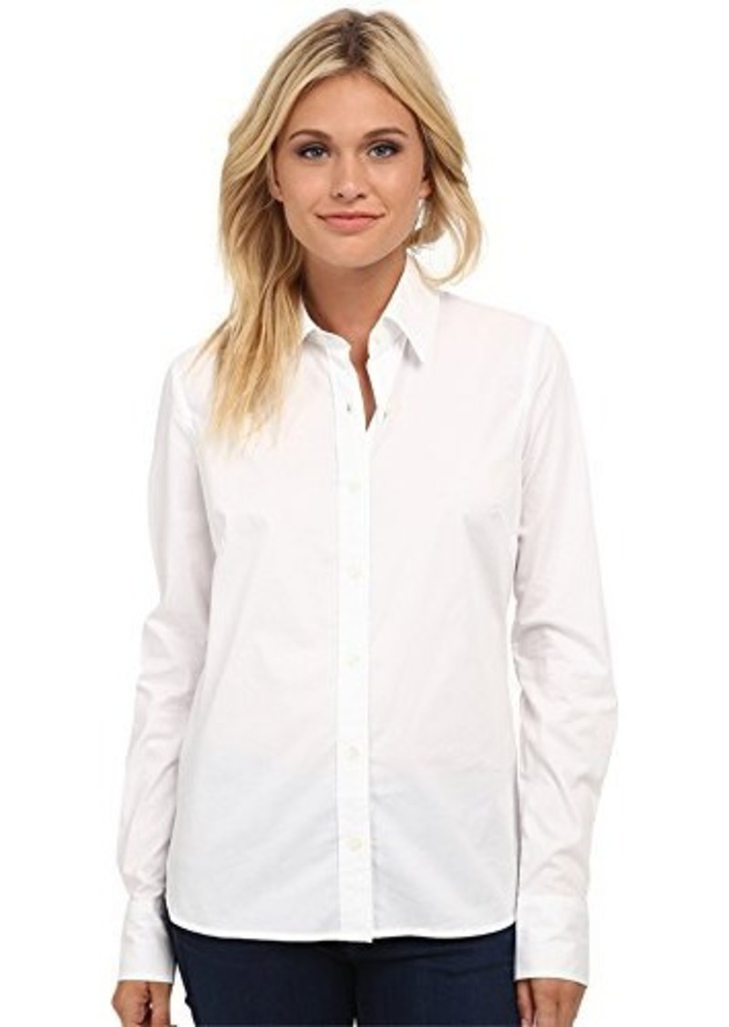 True religion true religion women 39 s fitted button down for Womens white button down shirt