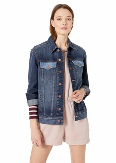 True Religion Women's Horseshoe Jacket  XL