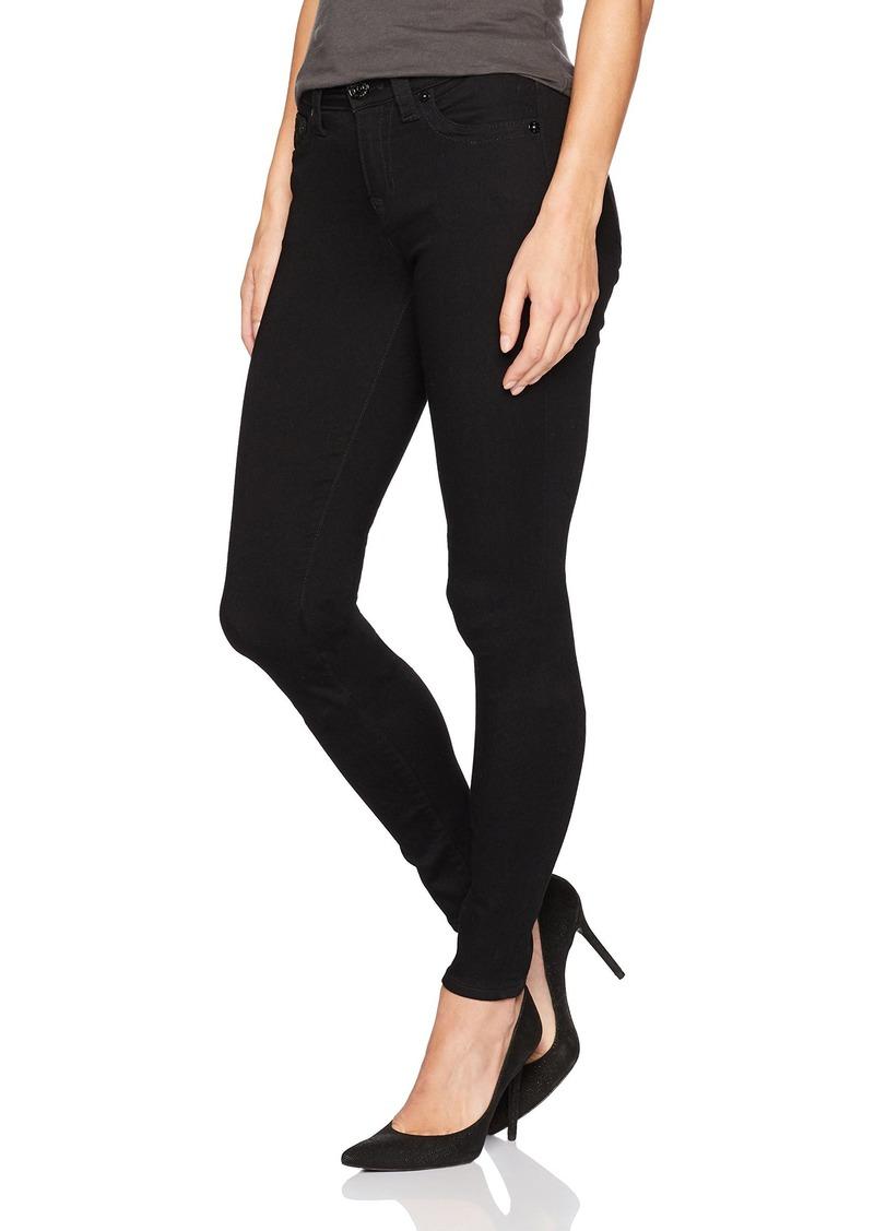 True Religion Women's Jennie Curvy Fit Skinny Leg Jean