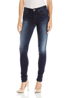 True Religion Women's Jennie Curvy Skinny Jean In Native Ora Clean