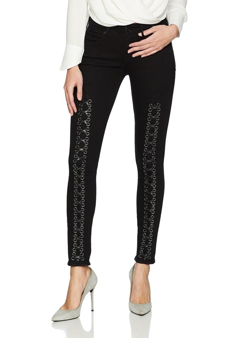 True Religion Women's Jennie Curvy Skinny Jeans