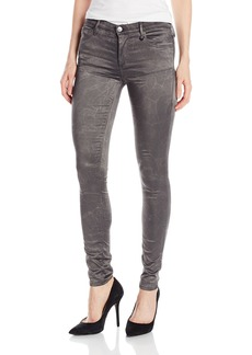 True Religion Women's Joan Smalls X Mid Rise Legging in  Gray