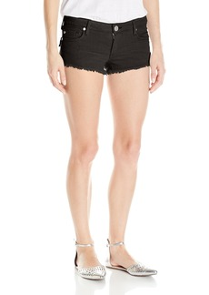 True Religion Women's Joey Cut Off Short