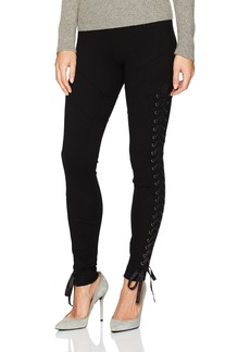 True Religion Women's Lace up Legging  XS