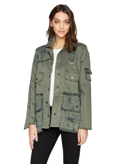 True Religion Women's Military Jacket  L