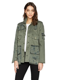True Religion Women's Military Jacket  XS