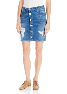 True Religion Women's Pencil Skirt in