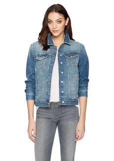 True Religion Women's Trucker Jacket  M