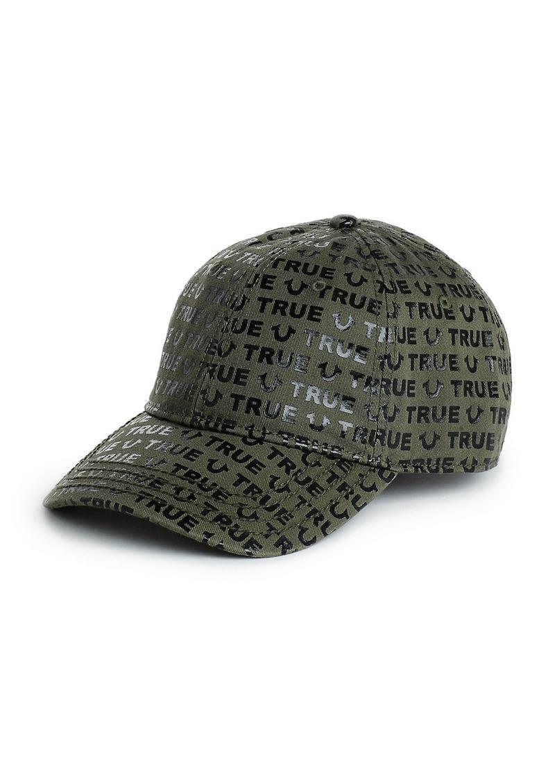 True Religion REPEAT LOGO HAT