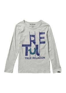 True Religion True Slice Long Sleeve T-Shirt (Big Boys)