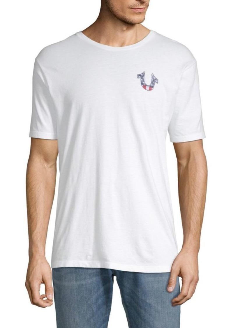 0056fb61be0287 True Religion Valiant Cotton Tee | Casual Shirts