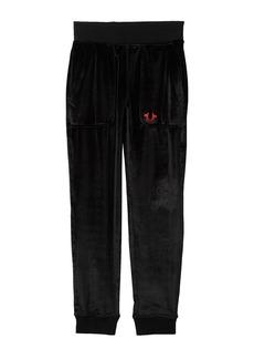 True Religion Velour Sweatpants (Big Girls)
