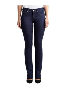 True Religion WOMENS BILLIE STRAIGHT PERFECT JEAN