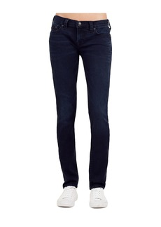 True Religion WOMENS LOW RISE STELLA SKINNY JEAN