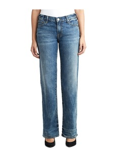 True Religion WOMENS RUMER RELAXED BOYFRIEND JEAN